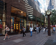 POPS110: Sidewalk Widening, 520 Madison Avenue - Continental Illinois Building, Midtown Manhattan, New York City