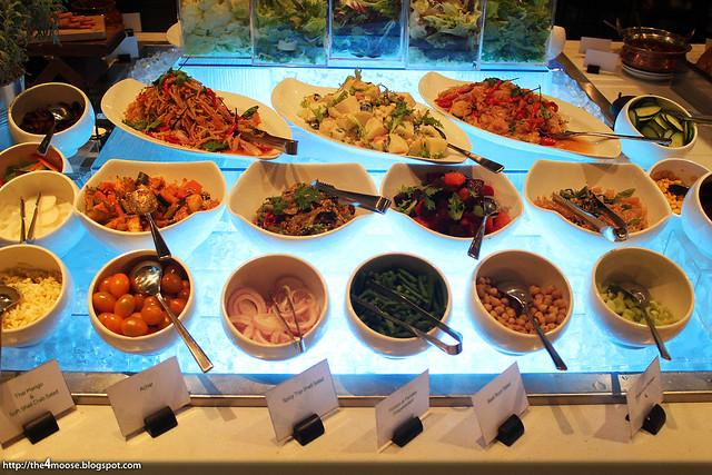 Spice Brasserie - Salads