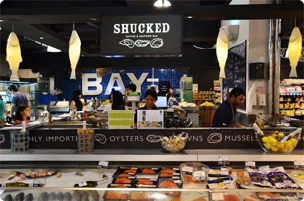 Shucked Oyster Bar