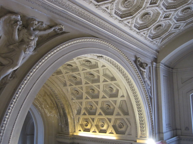 Details of Roman Ceiling