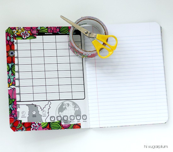 Hi Sugarplum | DIY Back-to-School Teacher Gift