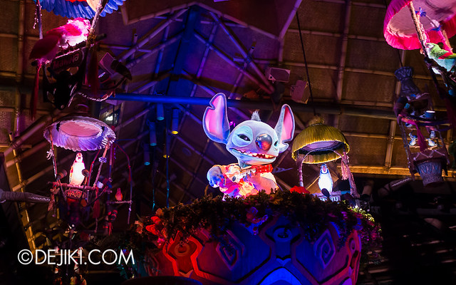 Tokyo Disneyland - Adventureland / The Enchanted Tiki Room - Stitch Presents ALOHA E KOMO MAI!