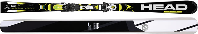 Ski Design Families