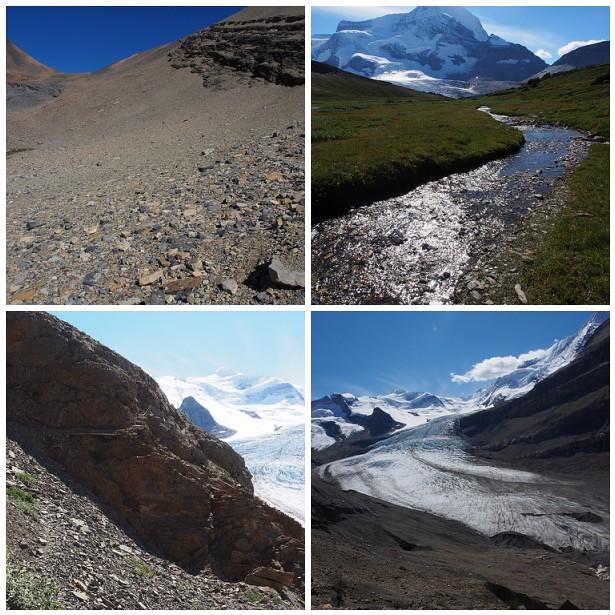 Snowbird Pass Route