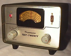 Toyomura QSY-20 VFO