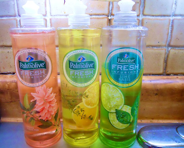 Palmolive Fresh Infusions Review
