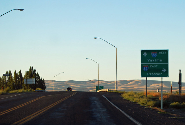SR 241 @ I-82
