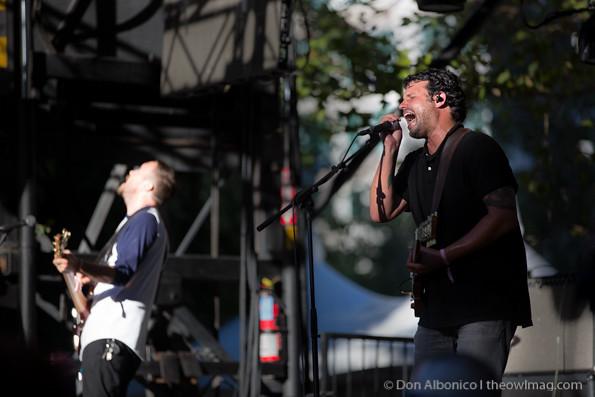 Dredg @ Launch Festival, Sacramento 09-07-2013