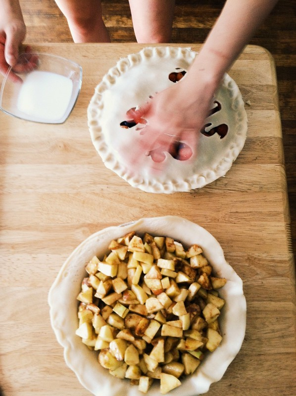 font-tastic pies