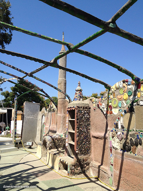 Los Angeles Watts Towers 12