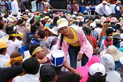 Verkiezingen Cambodja - Protestdag 3