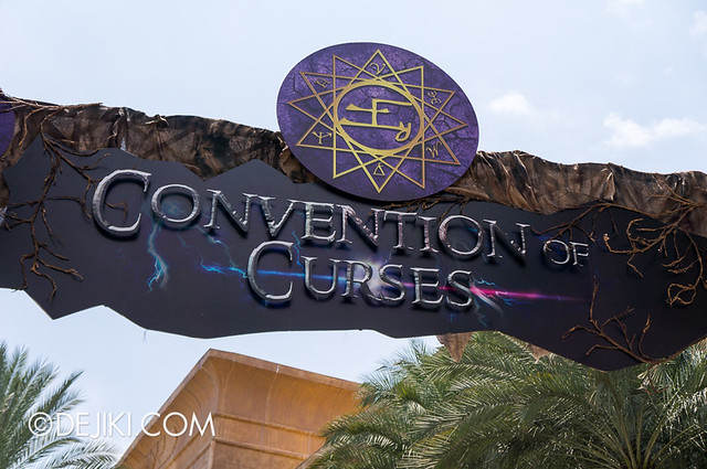 HHN3 Before Dark 1 - Convention of Curses 2