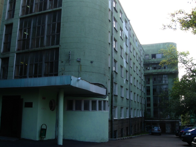 Общежитие коммунистического университета национальных меньшинств 02