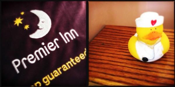 A little time Premier Inn