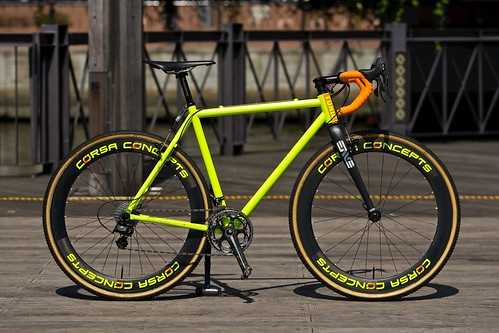Tonic Fabrication Magnum CX