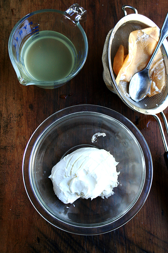 Greek-style yogurt