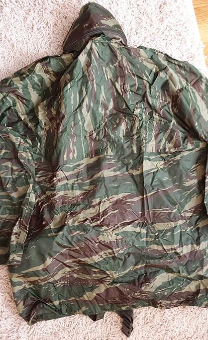 Greek Lizard Stowable Rain Jacket 10237190895_9e675946e7_b