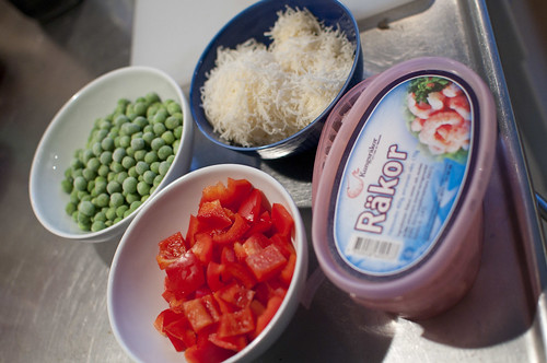 ingredients risotto