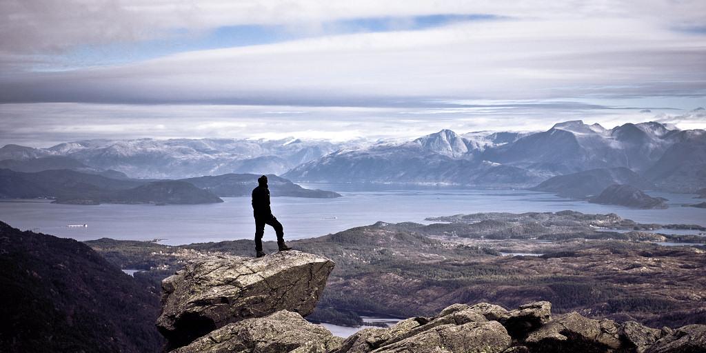 24. Maravillas de Noruega. Autor, Henke.