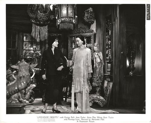 Anna May Wong Publicity Stills (Paramount, 1934 and 1937). Still (8