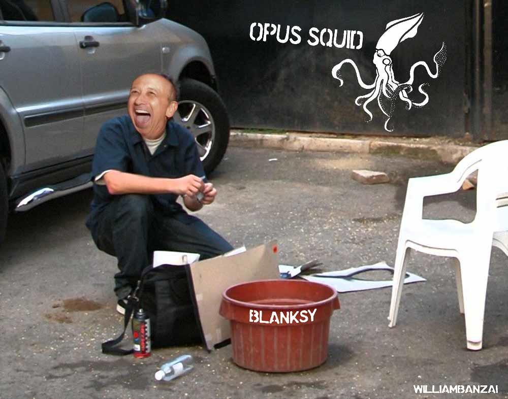 MEET BLANKSY