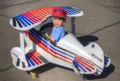 Future airline pilot