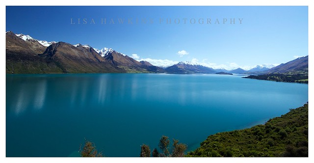 """Lake Wakatipu"""