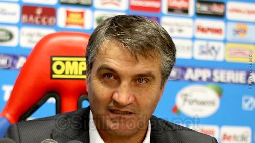 """Catania, De Canio: """"Ogni campionato ha una sua storia""""$"""