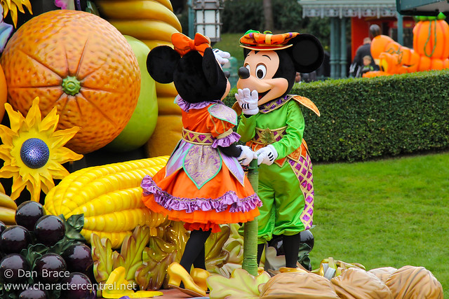 Mickey's Halloween Celebration