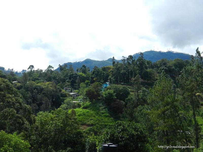 Так живут в горах Цейлона