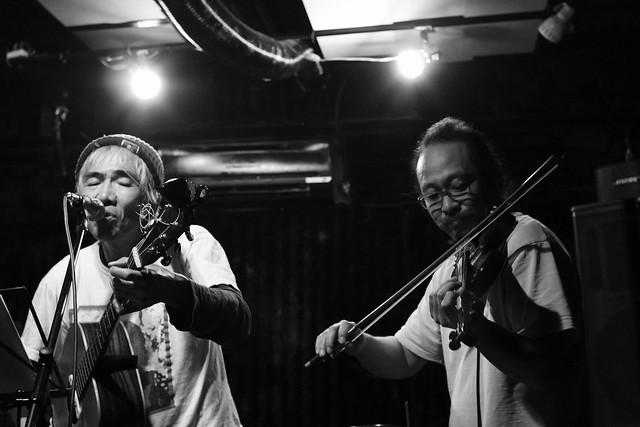 春日善光&石川泰 live at 'aja', Tokyo, 04 Nov 2013. 158