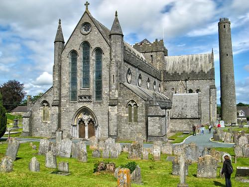 Cattedrale di San Canizio (Kilkenny) (HDR)