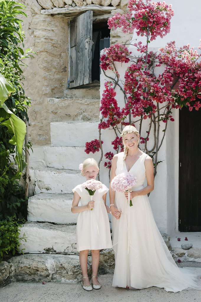 Emma & Paul, real Ibiza wedding
