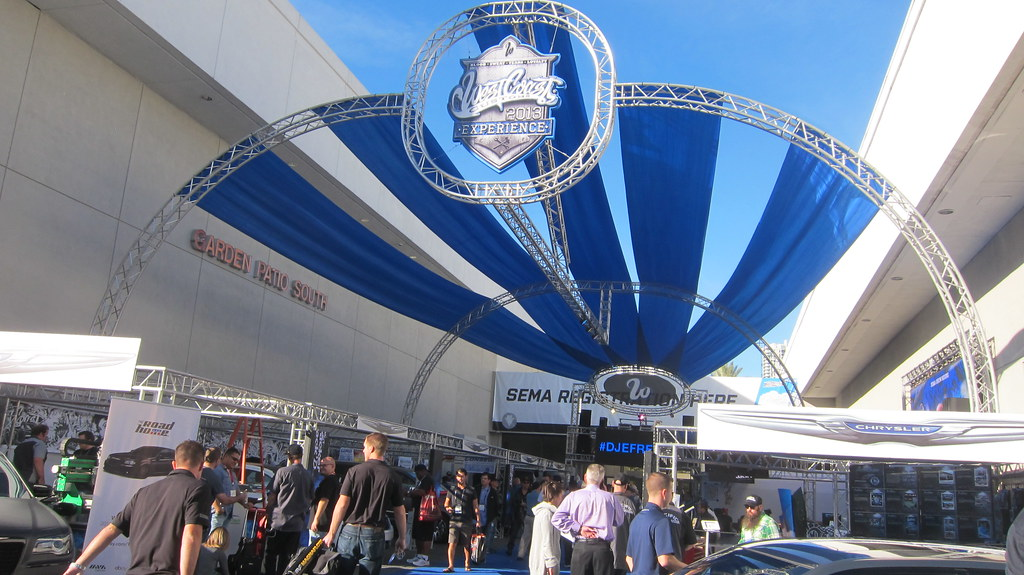 SEMA Show 2013 Day 4 - West Coast Customs