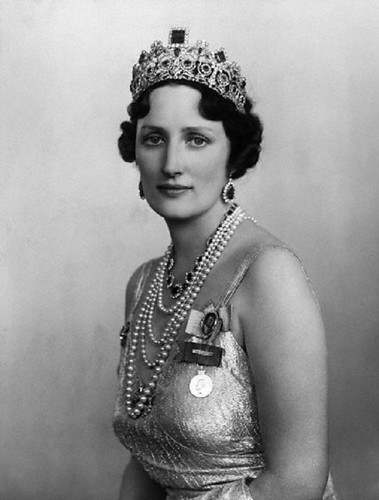Crown Princess Martha of Norway 1939