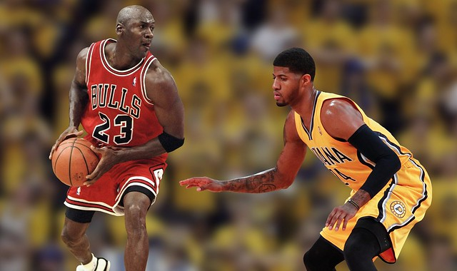 pg guarding mj