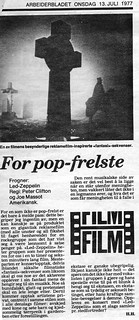 Led Zeppelin - For pop-frelste (1977)