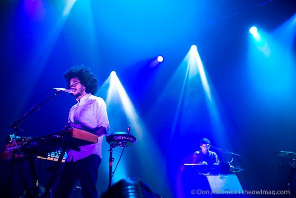 Toro Y Moi @ Fox Theater, Oakland, CA 11/15/13