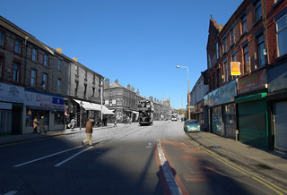 County Road, Walton, 1948 in 2013