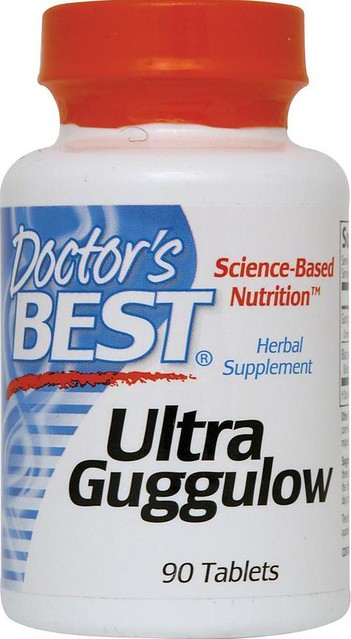 Doctor's Best Ultra Guggulow