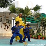 Shaolin Kung Fu Training for Children at Shaolin Temple, Noida Centre India