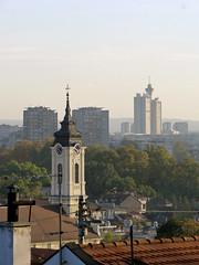 Western City Gate from Zemun