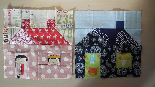 November Stitch Tease blocks for Angela