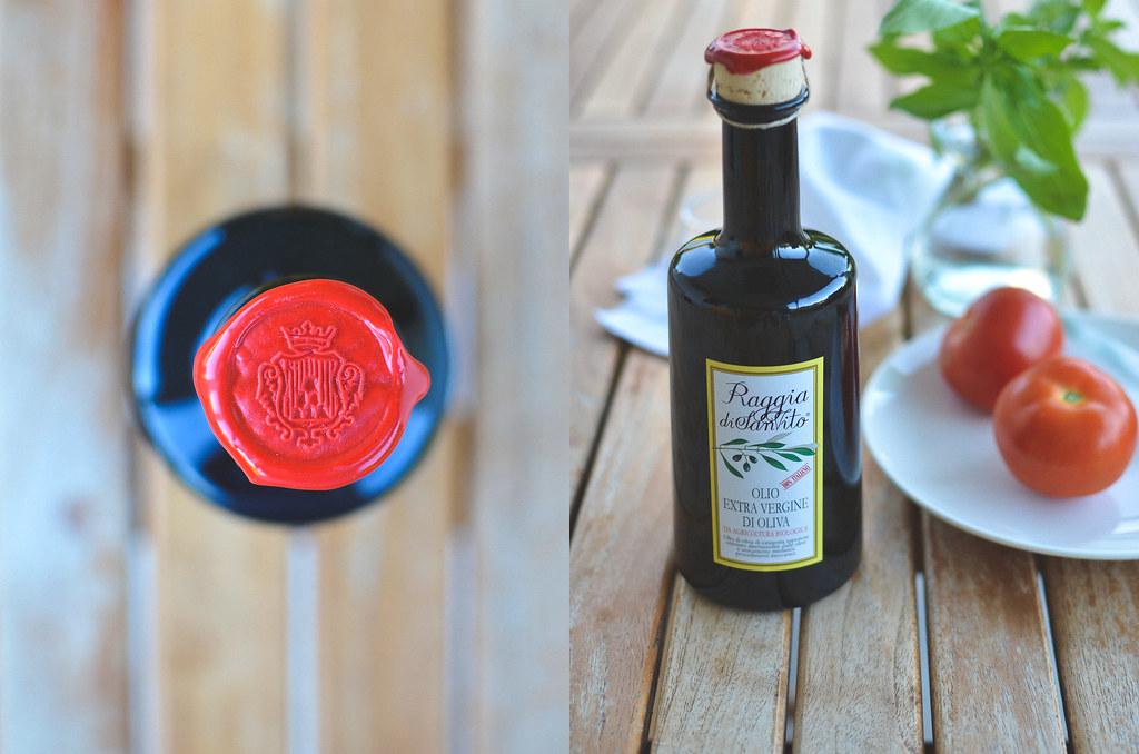 Keimling Huile d'olive