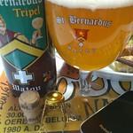 ベルギービール大好き!!セント・ベルナルデュス・トリプルSt Bernardus Tripel