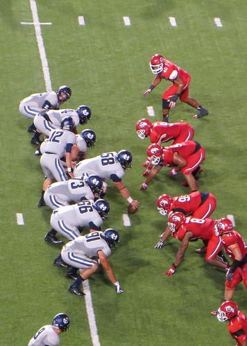 Utah vs Utah State 2013 013