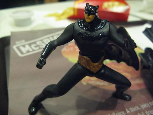 Beware the Batman Happy Meal