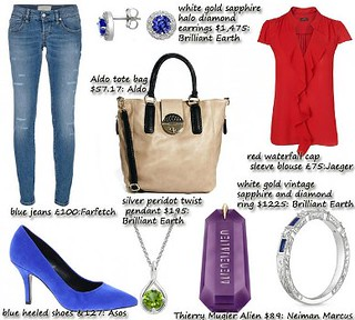 Cutting edge style: Personality Style Challenge- Brilliant Earth