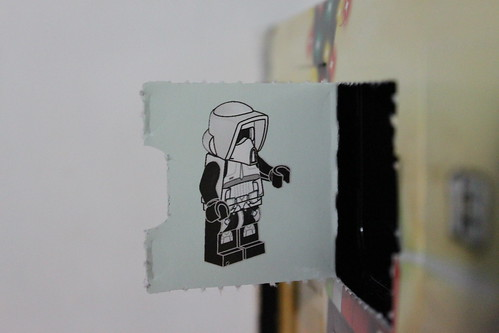 LEGO Star Wars 2013 Advent Calendar (75023) - Day 18 - Scout Trooper