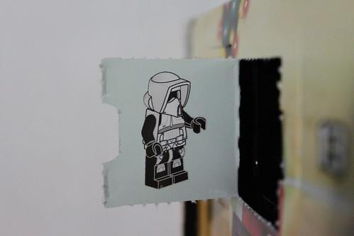 LEGO Star Wars 2013 Advent Calendar (75023) - Day 18 - Scout Trooper